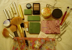 What's in my make-up bag? by _molly_