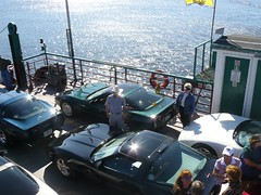 Vice President Run 2007 080 (redvette) Tags: corvette rivervalleyvettes redvette tomhiltz