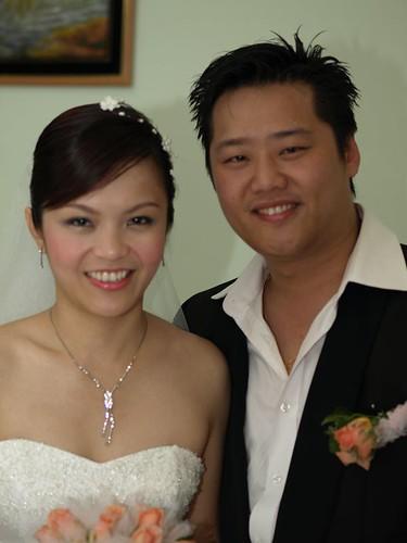 Chi mui wedding