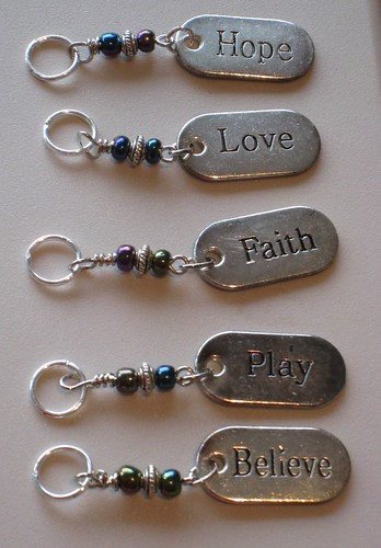 Lisa's Stitch markers