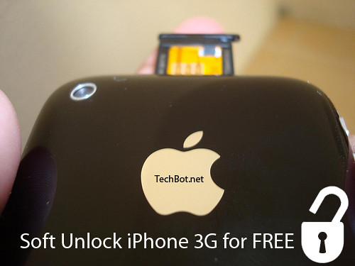 iPhone 3G Firmware 3.1.3 7E18 Custom Restore Jailbraked