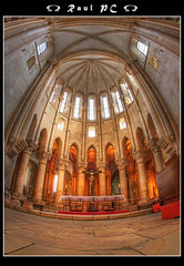 Alcobaa - Igreja do Mosteiro (Church) :: HDR (raul_pc) Tags: portugal church canon catedral sigma fisheye igreja raul 1020 soe hdr mosteiro alcobaa eos450d 450d abigfave ilustrarportugal artistictreasurechest simplystunningshots