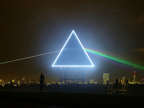 Sky Arts Dark Side Of The Moon Tribute