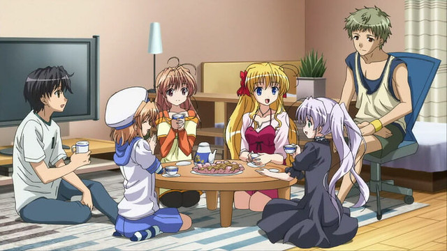 Fortune Arterial 赤い約束 EP03 Tea Party