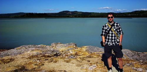 Lake Rotorua and Elch