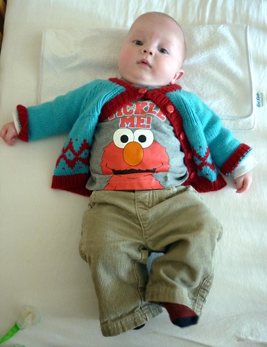 Thomas 4 months