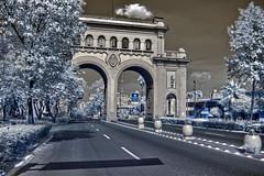 Los Arcos (Franco GDL) Tags: door mexico puerta guadalajara jalisco entrada hdr arcos