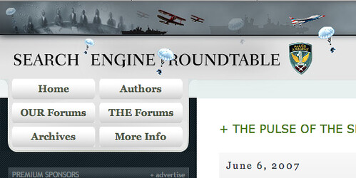 Dday Theme for Search Engine Roundtable