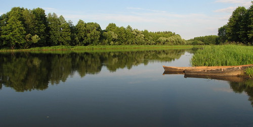 The Viliya River / Рака Вілія