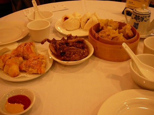 Dim Sum @ Pink Pearl Chinese Seafood Restaurant