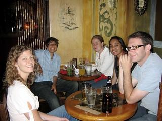 Dannalea, Christina, Meg, Nirali and Jason