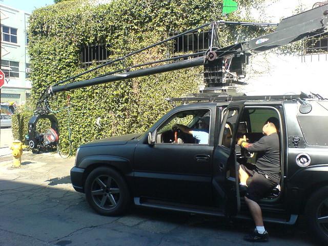 cadillac escalade cameracar jalopnik escaladecamera