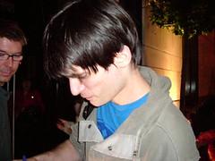 Jonny Greenwood (streetspirit73) Tags: park ireland dublin live greenwood 2006 jonny radiohead marlay
