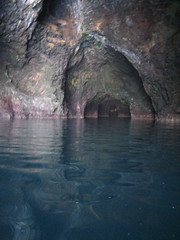 Painted Cave, Channel Islands