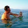 pavlos and spyraki swim again by Sean Wallis, on Flickr