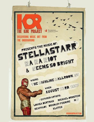 Stellastarr* & Ra Ra Riot with The KOR Project