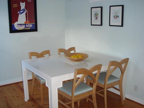 kitchen chairs from cruz vintage