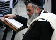 Jewish man praying (Tonym1) Tags: israel