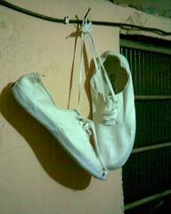 Imagen018 (fine_couple.) Tags: white fetish sneaker lover keds tela