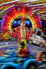 "nos tempos de criança (MV a.k.a. ""O Indivíduo"") Tags: people nikon clown marco nikkor50mmf18 ventura palhaço carrousel lucisart g7 d80 nikonstunninggallery nikond80 marcoventura afaa"