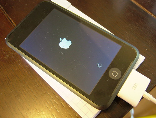 updating iPod touch