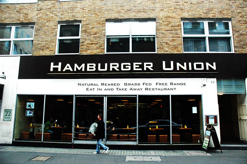 Hamburger Union-Grass Fed