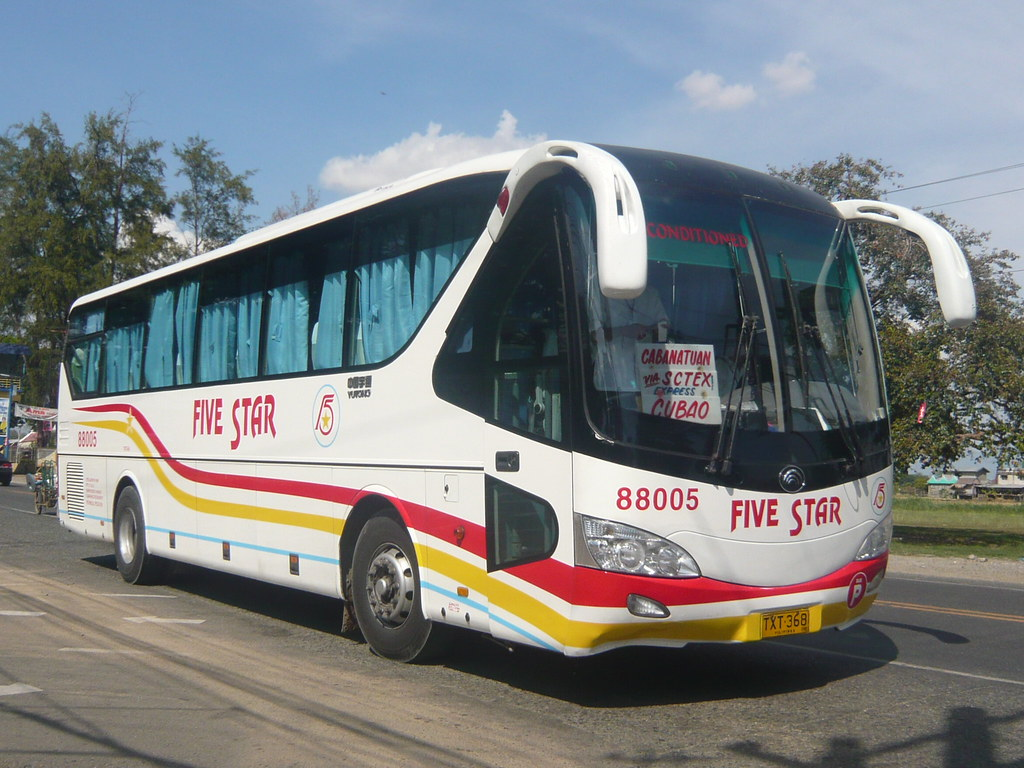 Five Star Bus Co 88005 Bentong_18 Iii Tags Bus Star Five Co