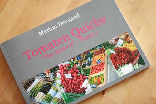 Tomaten Quiche - première édition