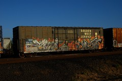 Tawl Knistt (All Seeing) Tags: lords rxr fgs gtl goldenwestservice knistto