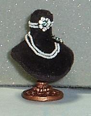 Necklace display by Nancy(nobleday)http://www.flickr.com/photos/nobleday/sets/72157622855331112/