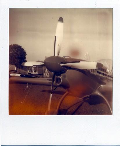 Kissing Plane
