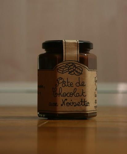 pate de chocolat 2