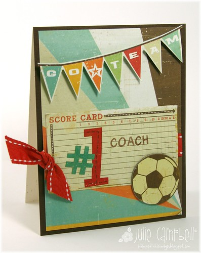 Xyron - soccer card
