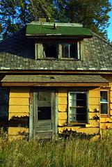 OLD FARM HOUSE (campbellrobert45) Tags: old minnesota farmhouse barn farm country worn dilapidated beatup rundown condemmed overrun