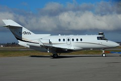C-GROG (Steelhead 2010) Tags: vip raytheon hawker starlink yhm creg