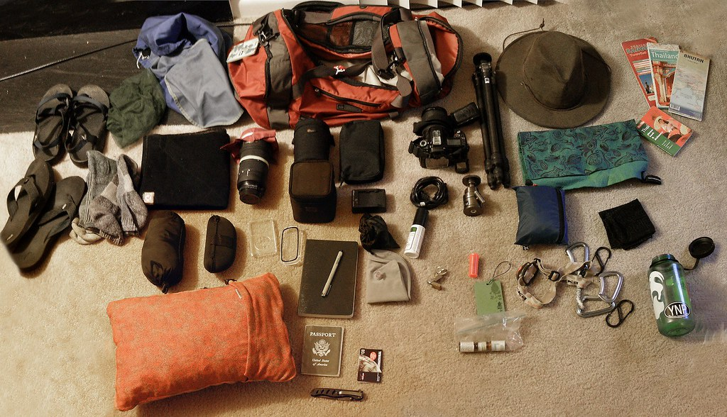 What's In My Bag? - Bhutan Edition