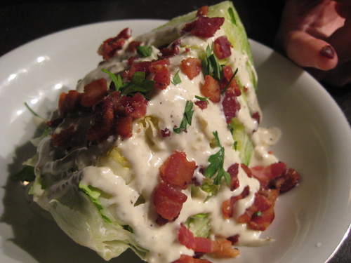 gina's wedge salad