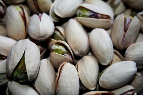 pistachios — June 5