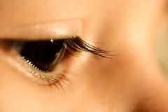 baby's eye (fabiogiolito) Tags: boy baby macro eye kid child close eyelashes son bebê eyelash criança filho menino nenem reverselens