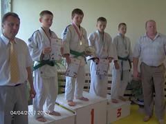 Donatas Kasteckas ketvirtas iš kairės