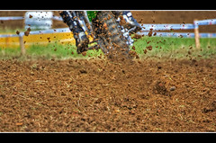 At full throttle! (Andrea&Mike@Flickr) Tags: hoop motocross motox reifen aichwald superbmasterpiece