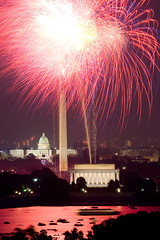 4th Of July (epmd) Tags: boats dc washington fireworks capitol lincolnmemorial dcist july4th 4thofjuly washingtonmonument shotfromafriendshouse ilikeallthefireworksinthedistance