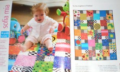 baby quilt inspiration