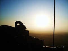 Early Prarie Sunrise (Army Man Chaz) Tags: morning sun mist sunrise early quiet equipment kit