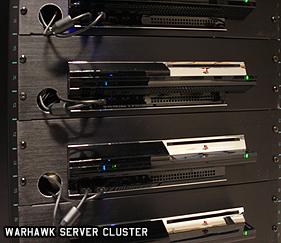Warhawk Servers 1