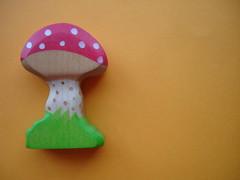 Holztiger Mushroom