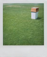 Minimal Waste (olla podrida) Tags: polaroid utah minimal minimalist polaroid600 ollapodrida