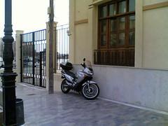 Aparcamiento de motos