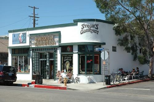 Stroh's Gourmet Abbott Kinney Blvd Venice Beach