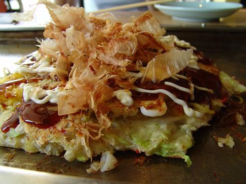 Mmmm... Okonomiyaki